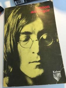 9 Aralık 1980'de öldürüldü ama hala Imagine'ın üzerine kimse bir taş koyamadı.