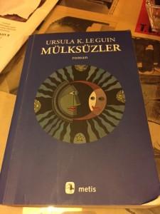 Mülksüzler - Ursula K. LeGuin