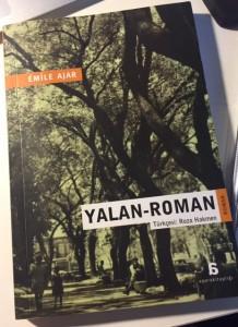 Yalan-Roman / Emile Ajar