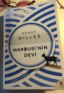 Marousi'nin Devi - Henry Miller