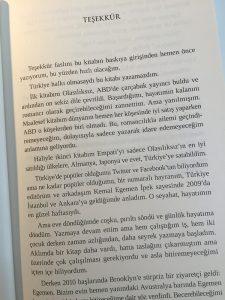 Benden de Kemal Egemen İpek'e büyük bir teşekkür.