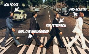 Harrison'a hayranım ama Paul'ü severim :) Knausgaard ve Paul benzetmesi kadar Harrison ve Fosse benzetmesi de cuk!