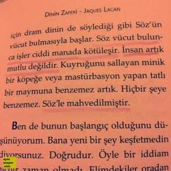 Dinin Zaferi - Lacan