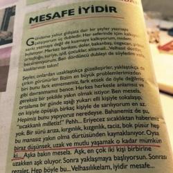Ot Dergi / Nisan - Ali Lidar